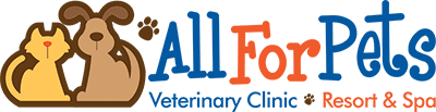 All For Pets Vet Logo